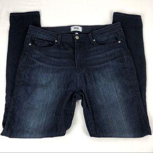Paige Hoxton Ultra Skinny Stretch Jeans - Size 32
